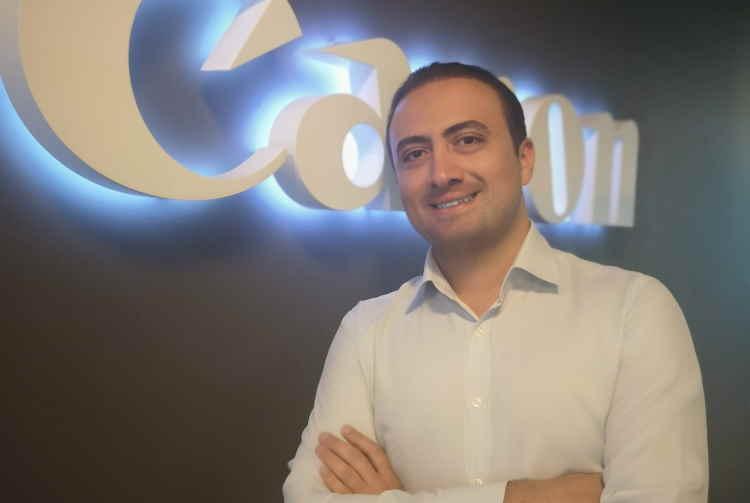 Canon Ürün ve İş Geliştirme Müdürü Can Sarcan görseli CEO Haber'de.