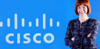 Cisco Türkiye Genel Müdürü Didem Duru görseli CEO Haber'de.