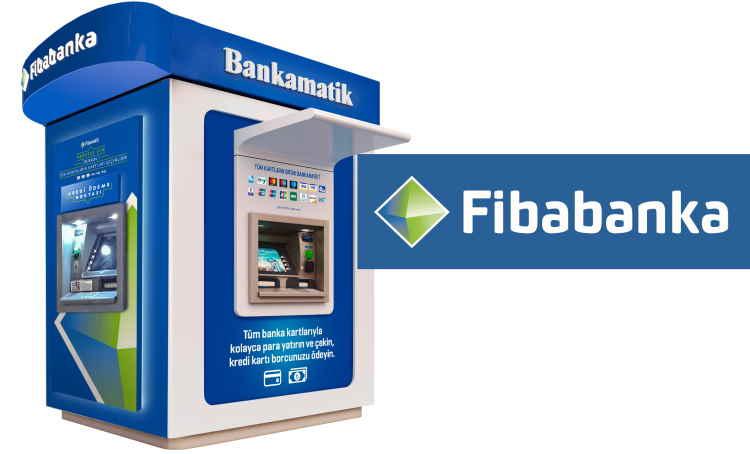 Fibabanka ATM'si görseli.