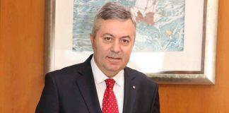 Türkiye Kimya Sanayicileri Derneği (TKSD) Başkanı Haluk Erceber görseli.