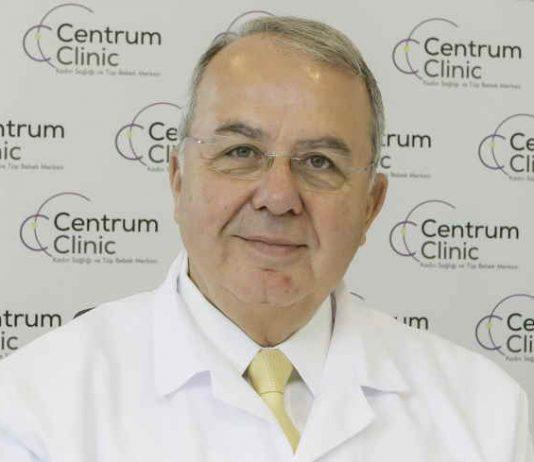 Kadın Hastalıkları ve Doğum Uzmanı Prof. Dr. Recai Pabuçcu görseli.