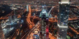 Rönesans'ın Moscow City'de inşa ettiği Neva Towers'ın toplam 56 bin 158 metrekarelik ofis katlarını satın aldı haber görseli.