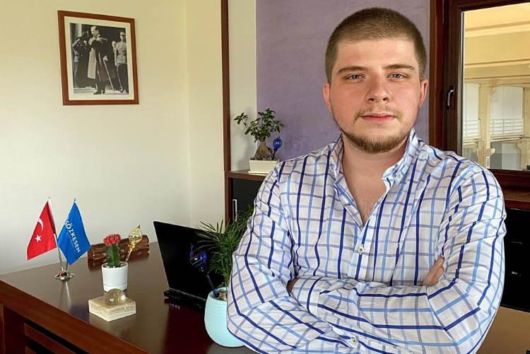 Sözkesen Cam Sanayi A.Ş. Yönetim Kurulu Başkanı Süleyman Ferit Sözkesen görseli CEO Haber'de.